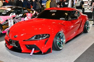 326POWER トヨタ スープラ