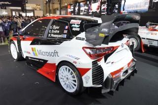 TOYOTA GAZOO Racing ヤリス WRC 2020年参戦モデル