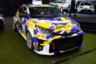 TOYOTA GAZOO Racing ROOKIE RACING ヤリス ROOKIE