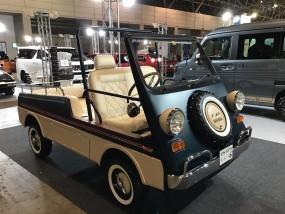 完成したのは3日前、昭和46年式の軽自動車がオシャレに生まれ変わる