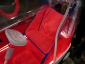 ホンダアクセスの作った超々小型モビリティは後輪駆動のメカニズムを採用する
