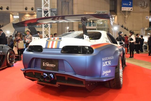 VARIS SUPREME JZA80(トヨタ スープラ)