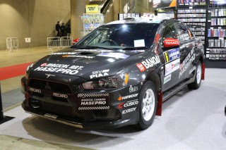 HASEPRO RACING RallyCar(三菱 ランサーエボリューションX)