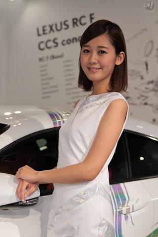 【中村比菜】LEXUS トヨタ自動車株式会社(1)