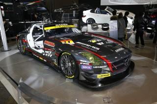 メルセデス・ベンツ GAINER 2014 GAINER SLS AMG GT3 Design