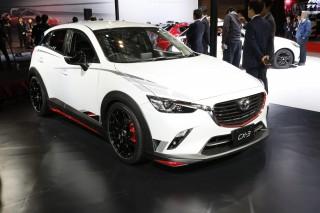 マツダ CX-3 レーシング コンセプト2015