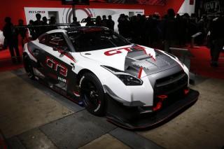 日産 NISSAN GT-R ニスモ GT3