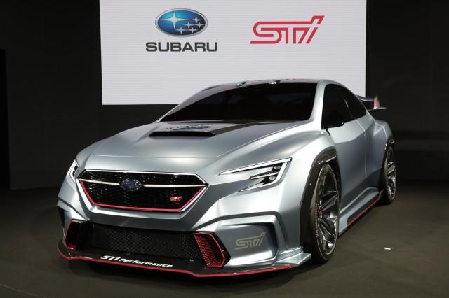 スバル/STI